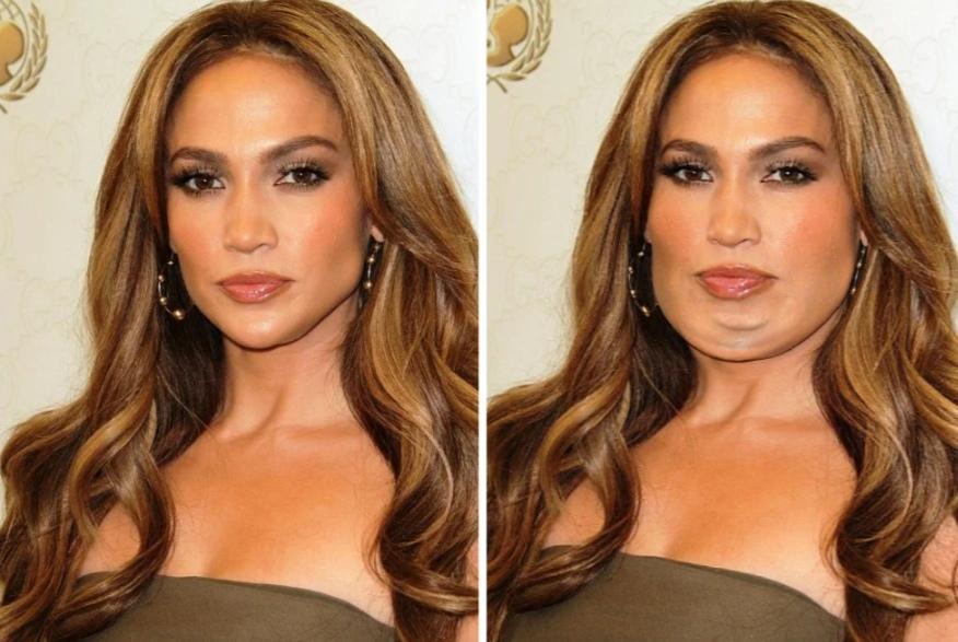 + 100 кг: как выглядели бы знаменитости, если бы набрали лишний вес
