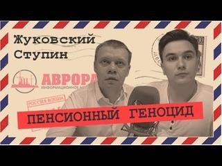 В Мосгордуме предложили отменить пенсионную реформу (Ступин, Жуковский)