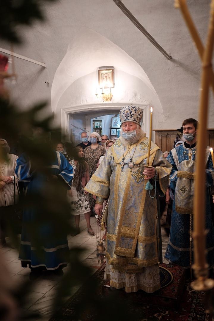 Празднования в честь Казанской иконы Божией Матери, изображение №6