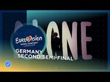Michael Schulte - You Let Me Walk Alone - Germany - LIVE - Second Semi-Final - Eurovision 2018