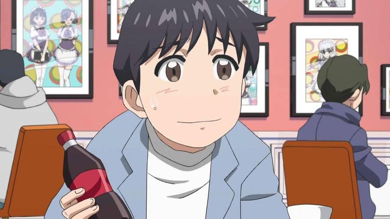 Мультфильм аниме Он Сильнейший Учитель 4 серия
