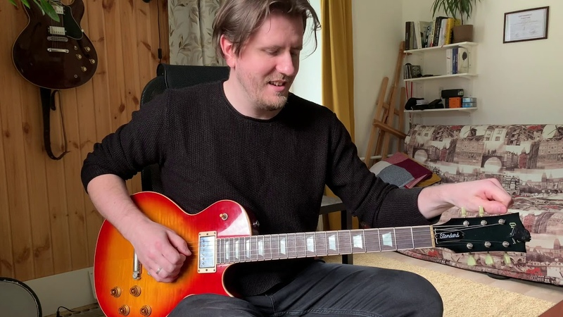 Orville by Gibson Les Paul Standart