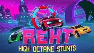REKT! High Octane Stunts - PC trailer