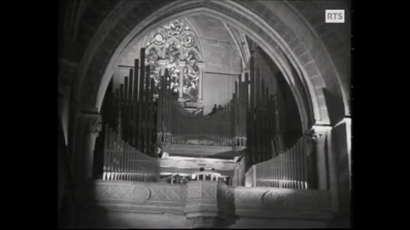 И С Бах Хоральная прелюдия O Lamm Gottes unschuldig BWV 1095