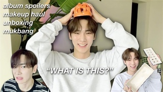 Kibum Radiating Youtuber Energy for 12 minutes (funny livestream moments)