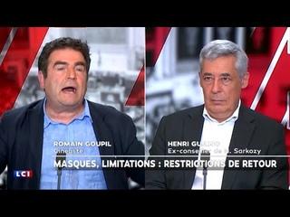 Échange hallucinant entre Romain Goupil et Henri Guaino autour du pass sanitaire aux restaurants