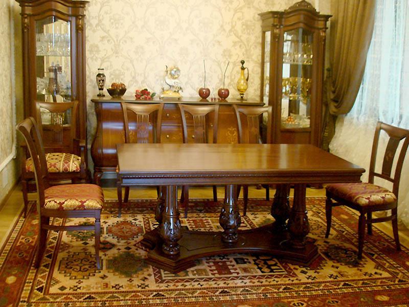 Мебель из массива Севастополь