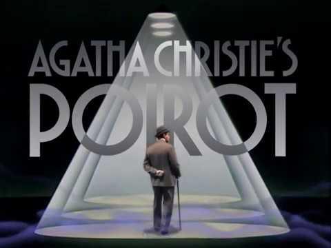 Заставка к сериалу Пуаро Агаты Кристи Agatha Christie's Poirot Opening Credits