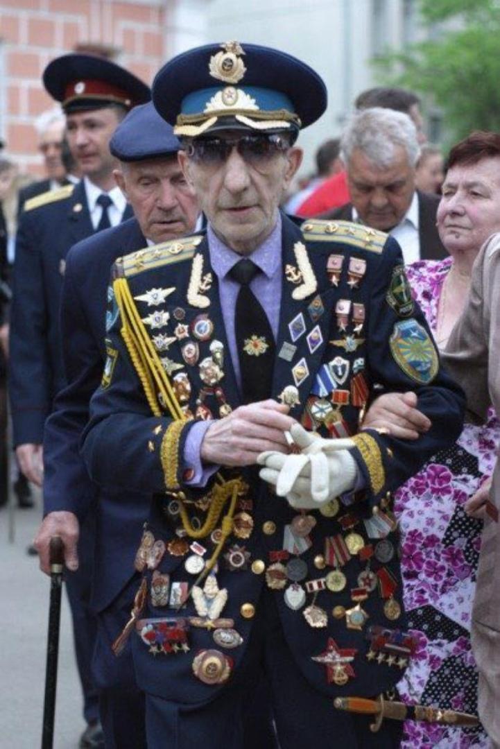 Ноу-хау последних лет, фальшивые ветераны., image #1