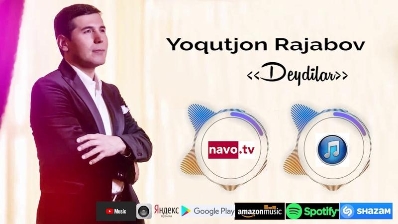Yoqutjon Rajabov - Deydilar (Music version) l Ёқуджон Ражабов - Дейдилар