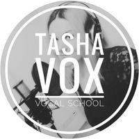 Логотип Школа вокала во Владимире Tasha Vox vocal school