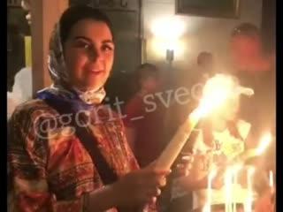 Свечи из израиля