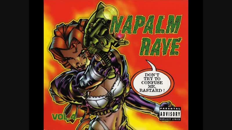 [3][192.50 A] erector ★ pump up the bass ★ happy hardcore gabber gabba rave early oldskool 1997