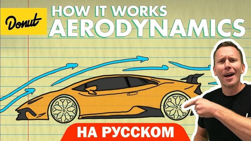 Аэродинамика Science Garage На Русском