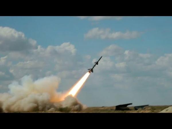 С 400 и Панцирь С отразили ракетно авиационный удар на полигоне Ашулук