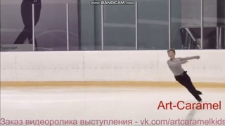 Федор Судаков КП КМС 2 этап Кубка Санкт-Петербурга 2018