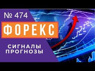 💰 Прогноз ФОРЕКС и ФОРТС 23 - 25 апреля