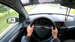 2008 Opel Astra  (140) Cosmo POV TEST DRIVE