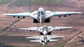 Истребителям пришлось охранять российский гуманитарный конвой в Карабахе от турецких боевиков