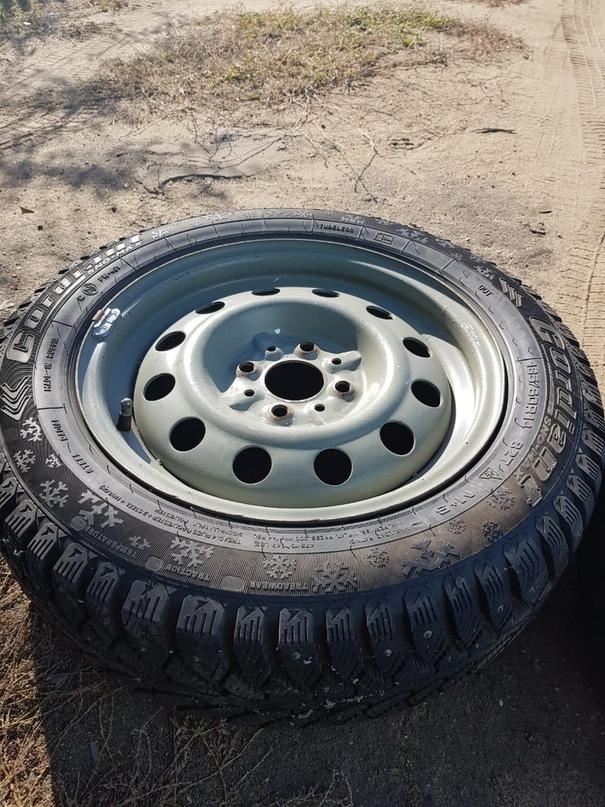 Купить две зимние шины Cordiant Sno-max 185/60 R14 в   Объявления Орска и Новотроицка №10278