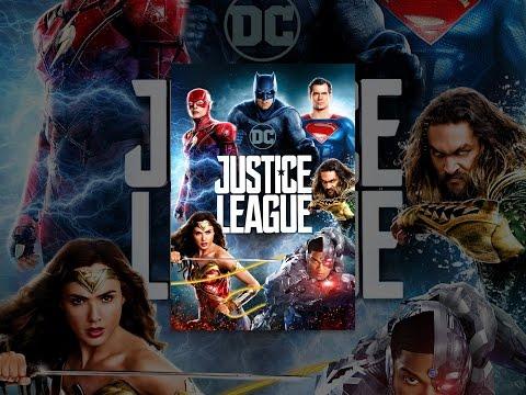 Лига Справедливости 2017 Justice League 2017 Фильм в 4K