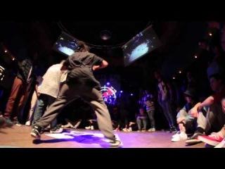 ROYAL LRC - HIP HOP - REGI ( CRIMINALZ ) VS CANDY MAN ( BADNESS )