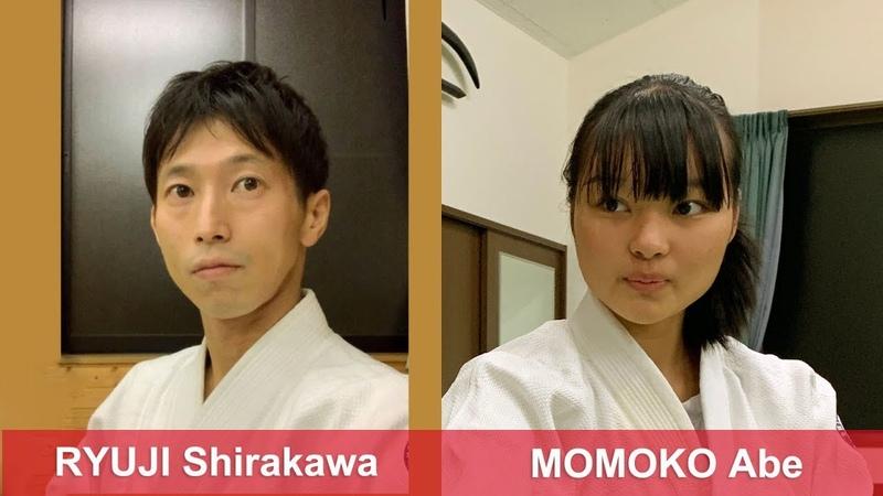 Hard Black belt Aikido women daily practice 02 with Shirakawa Ryuji shihan Муж жену любил по полу возил Жена мужа любила сковородкой угостила Так они вместе жили Айкидо любили