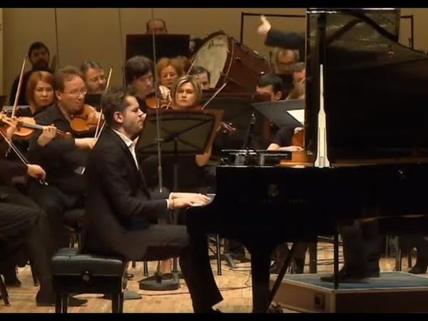 Albeniz Spanish Rhapsody, op. 70 , Andrey Gugnin (piano)
