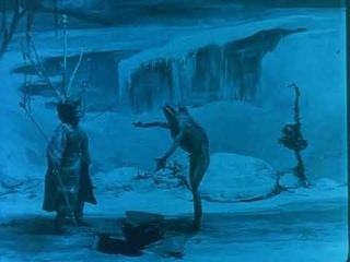 Рождество обитатели леса.....1913г....мультфильм