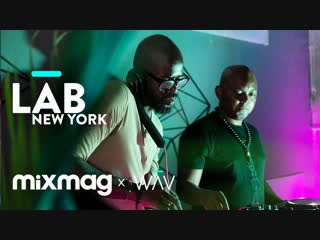 Deep house presents:  black coffee and themba in the lab nyc #liveset@deephouse_top
