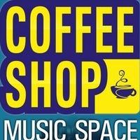 Логотип Сoffee shop [music space]