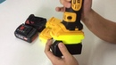 Dewalt 20V MAX Tool Convert To Makita Milwaukee Bosch Battery Adapter