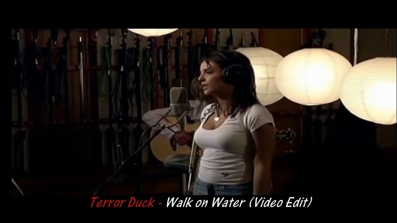 Terror Duck Walk on Water Sloop Edits