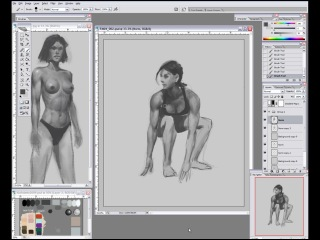 Female Muscle IV Motion & Movement Plus Bonus Tutorial4