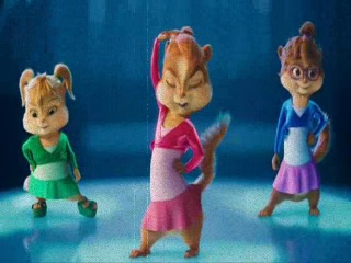 The chipettes MY LOVE IS MEGAN FOX by Milisa Miller id 85011849