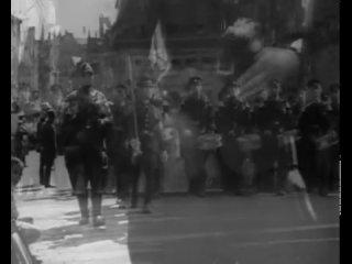 Парад NSDAP 1938 года в Нюрнбергe