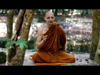 Тан хуберт - буддийский монах. документальный фильм, часть 1.