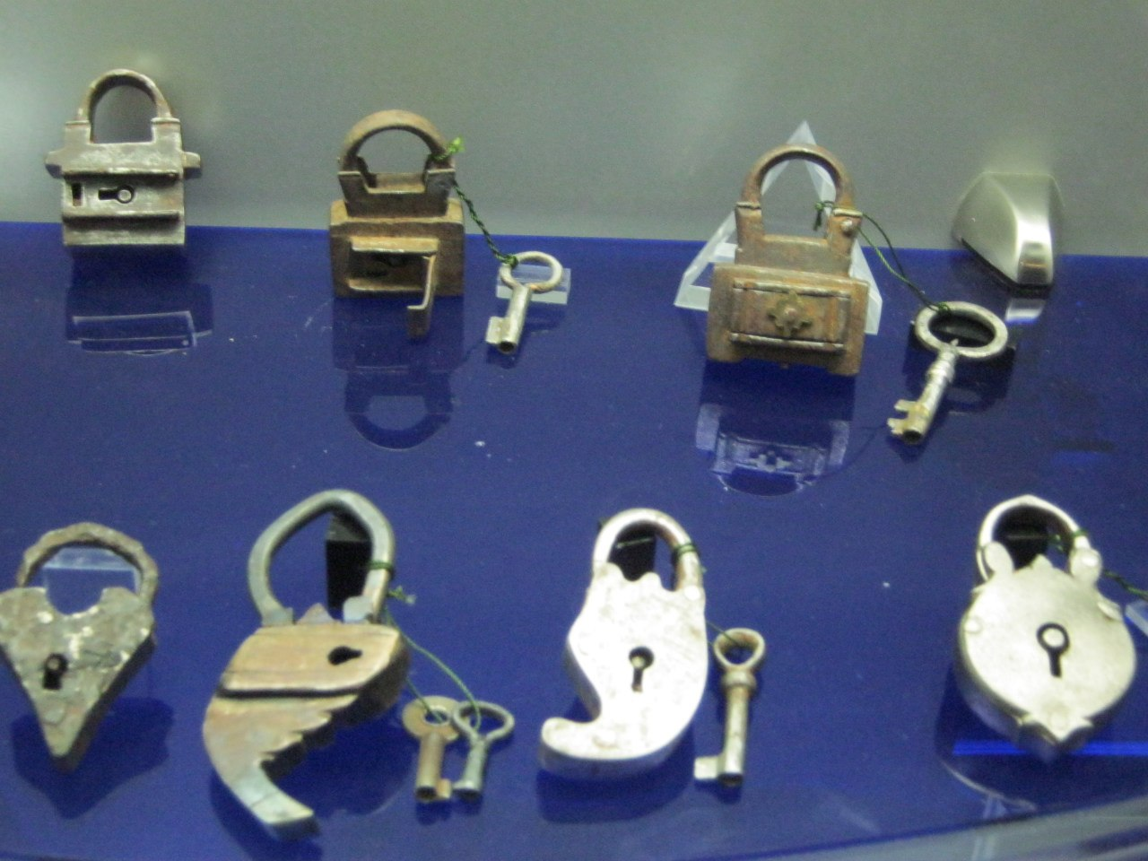 В музее города Тебриз