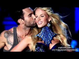 VS RUNWAY KISS! MAROON 5 & ANN V
