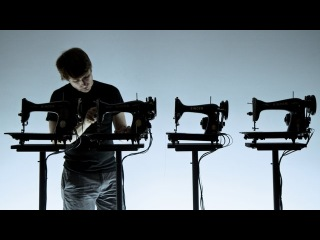 Martin Messier - Sewing Machine Orchestra