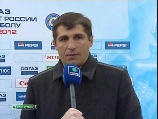 "Омари Тетрадзе о матче ""Волга НН - Динамо М"" 3:0"