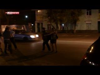 Массовая драка и стрельба в ночном клубе Пскова