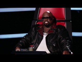 Jesse Campbell - A Song For You - The Voice USA 2012 - Season 2 - Blind Auditions 1
