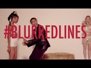 Robin Thicke-Blurred Lines ft. T.I.,Pharrell.