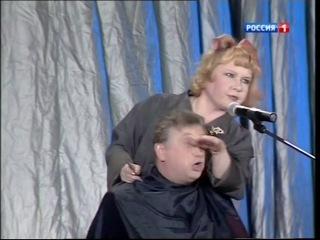 В.Коркина,В.Остроухов-Парикмахерская