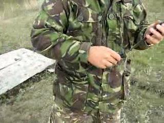 НРС-2 (Нож Разведчика Специальный или Нож Разведчика Стреляющий) Испытание