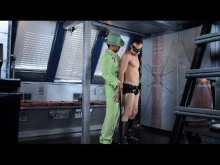 Batman & Robin: An All-Male XXX Parody with John Magnum