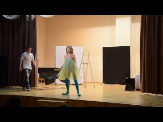 Спектакль Карамба Барамба школа 155 8 А Челябинск