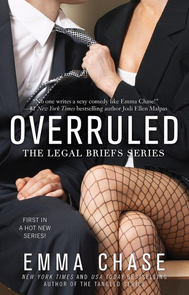 Overruled (The Legal Briefs #1)