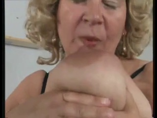 German bbw granny masturbates herself loudly xhamster_com